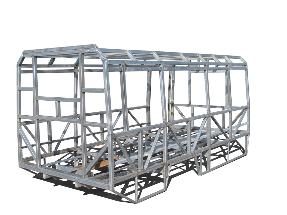 Steel Fabrication Services In Malaga