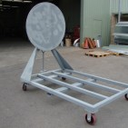Jet Thruster Trolley