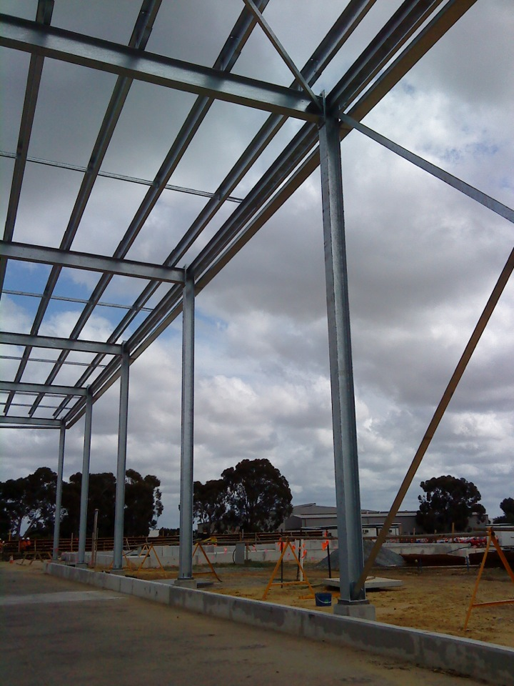 Steel Fabrication Perth Light Steel Fabrication
