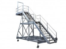 Steel and Aluminium Work Platforms